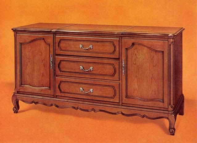 Fisher Executive IX Provencial Console